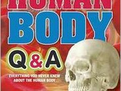 Carte in limba engleza: Human Body Q&A